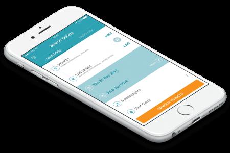 айфон приложение поиск авиабилетов